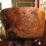 Maple Burl Bowl