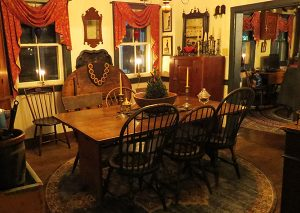 Cobbler Shop dining room